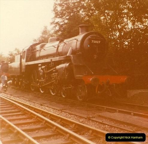 1974 to 1979 British Railways. (9)0132