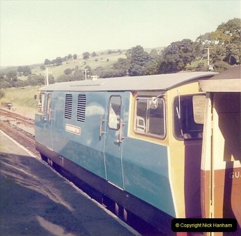 1974 to 1979 British Railways. (91)0214
