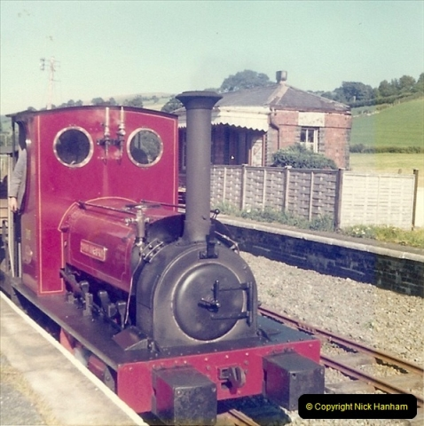1974 to 1979 British Railways. (94)0217