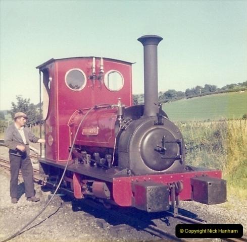 1974 to 1979 British Railways. (95)0218