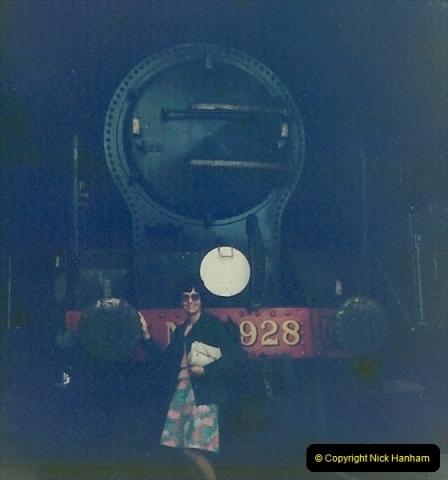 1974 to 1979 British Railways. (97)0220