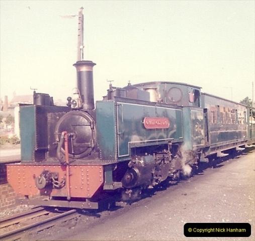 1974 to 1979 British Railways. (98)0221