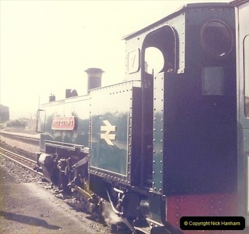 1974 to 1979 British Railways. (99)0222