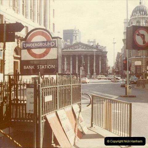 1978-08-20  Summer. The City, London.0238