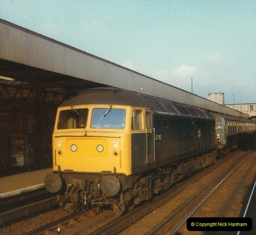 1980-05-05. The Royal Wessex to Cumbria. (1)0239