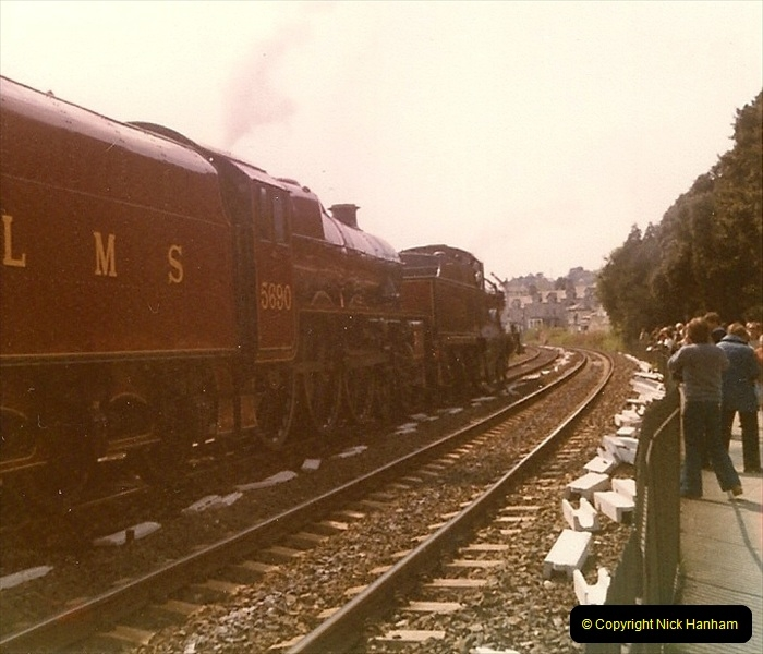 1980-05-05. The Royal Wessex to Cumbria. (4)0242