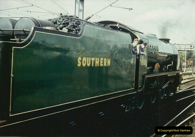 1980-09-27 The Victory Express to Leeds &  North West England.  (1)0245