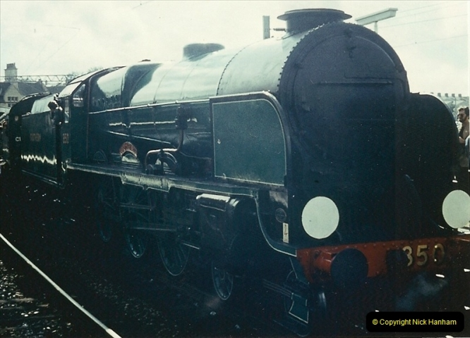 1980-09-27 The Victory Express to Leeds &  North West England.  (2)0246