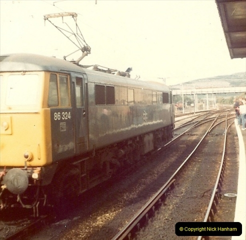 1980-09-27 The Victory Express to Leeds &  North West England.  (3)0247