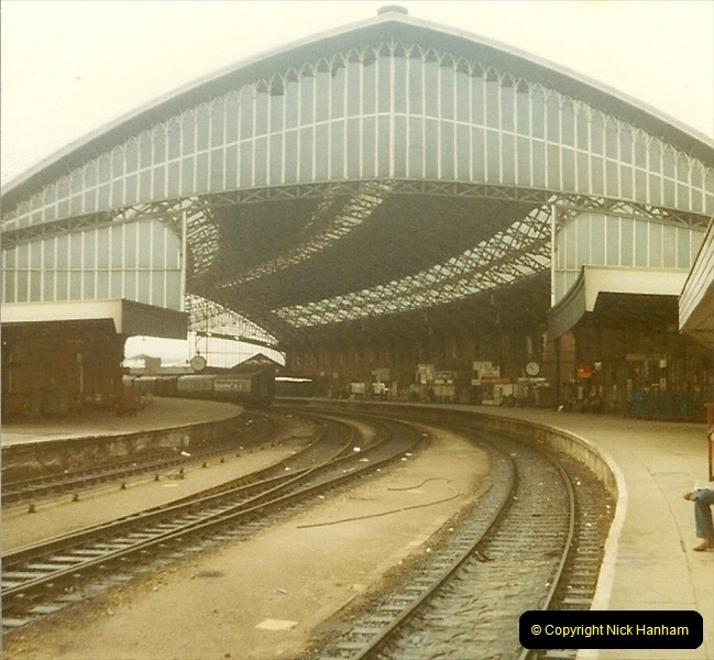 1980 Spring. Bristol Temple Meads, Bristol.  (2)0250
