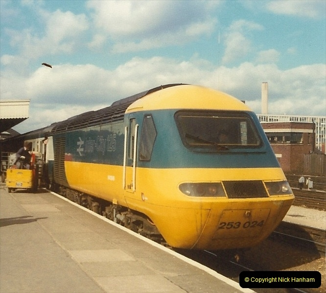 1980 Spring. Bristol Temple Meads, Bristol.  (6)0254