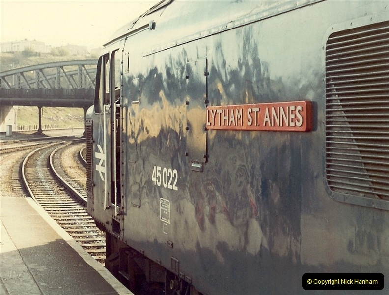 1981-03-28 to 29 Bristol Temple Meads, Bristol.  (7)0265