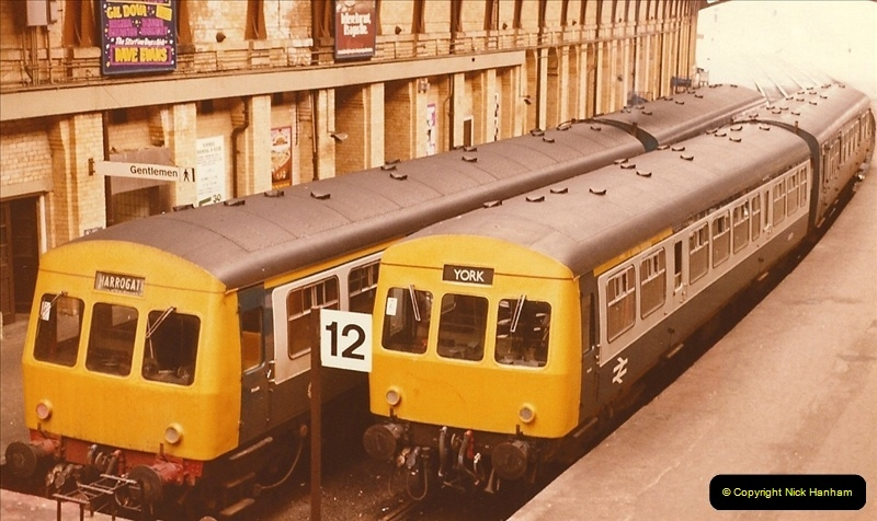 1981-10-24 The Southern Knight to York & The North East.  (14)0297