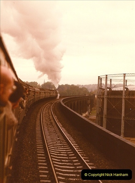 1981-10-24 The Southern Knight to York & The North East.  (5)0288