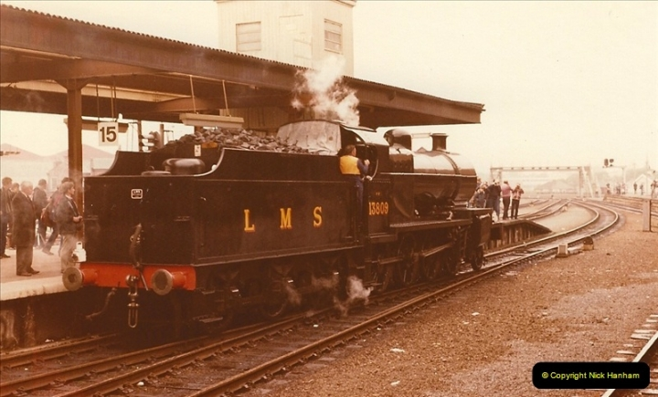 1981-10-24 The Southern Knight to York & The North East.  (7)0290