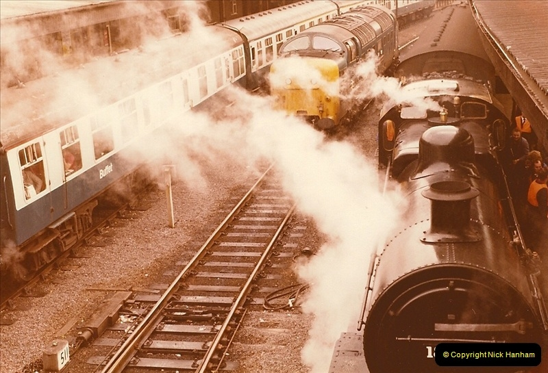 1981-10-24 The Southern Knight to York & The North East.  (8)0291
