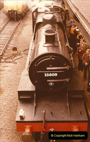 1981-10-24 The Southern Knight to York & The North East.  (9)0292