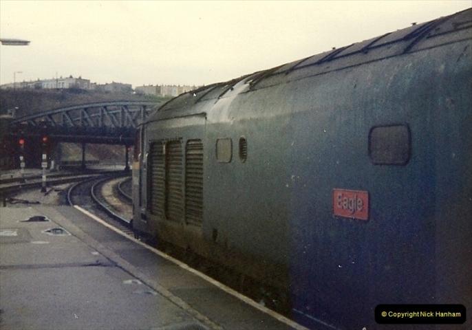 1981-11-17 Bristol Temple Meads, Bristol.  (6)0307