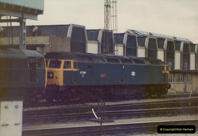 1981-11-17 Bristol Temple Meads, Bristol.  (7)0308