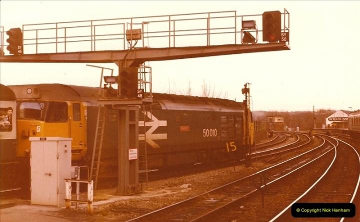 1981-11-28 Salisbury, Wiltshire.  (1)0312