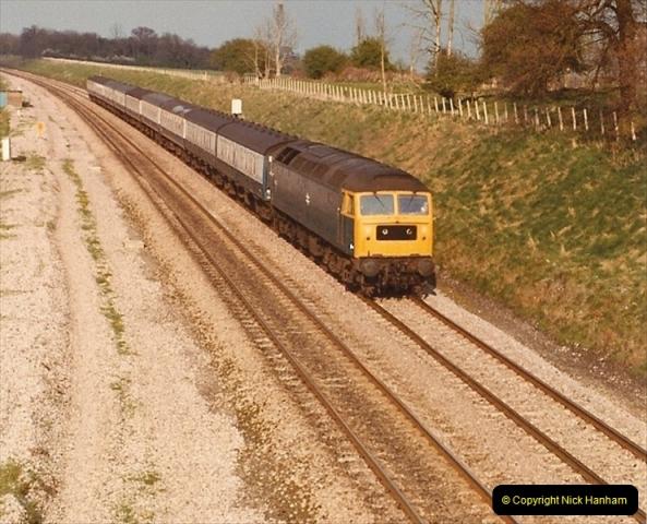 1982-04-24 Near Swindon, Wiltshire.  (2)0365