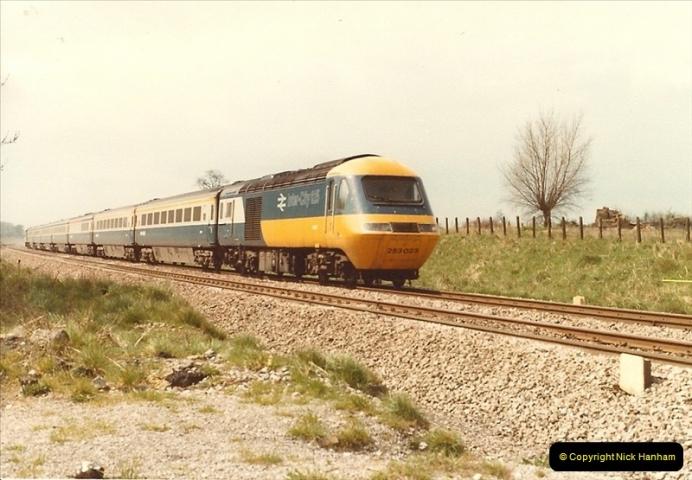 1982-04-24 Near Swindon, Wiltshire.  (3)0366