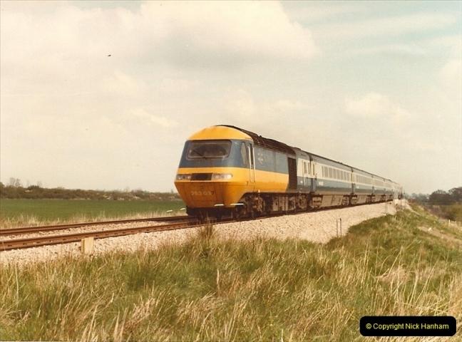 1982-04-24 Near Swindon, Wiltshire.  (4)0367