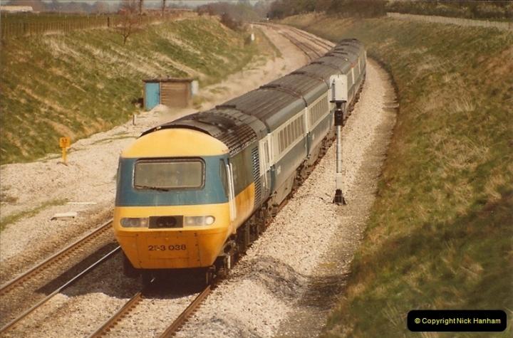 1982-04-24 Near Swindon, Wiltshire.  (5)0368