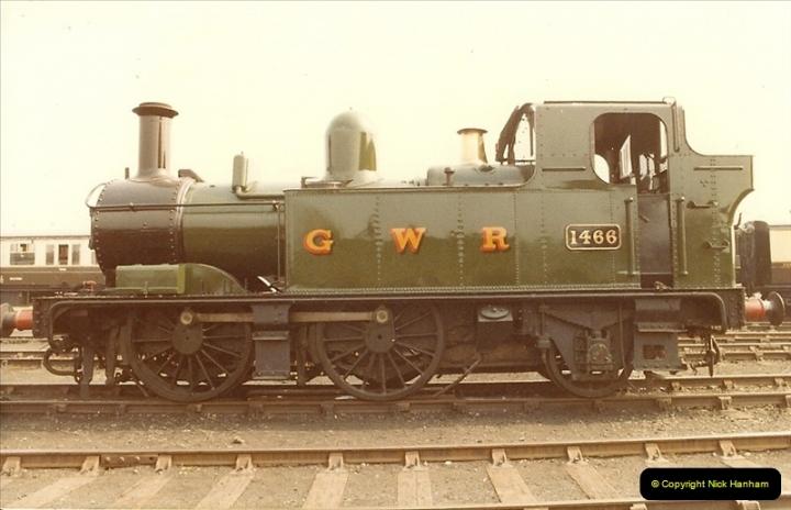 1982-04-25 Didcot Railway Centre, Didcot, Oxfordshire.  (10)0382