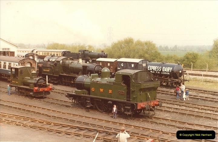 1982-04-25 Didcot Railway Centre, Didcot, Oxfordshire.  (1)0373