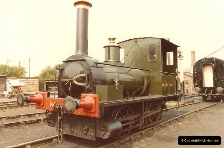 1982-04-25 Didcot Railway Centre, Didcot, Oxfordshire.  (11)0383
