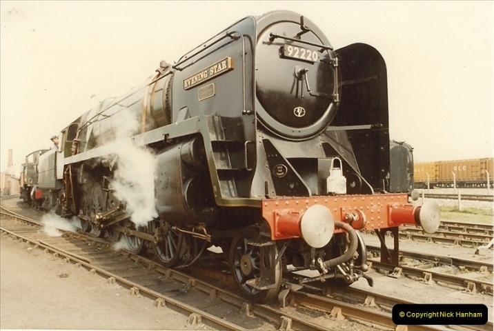 1982-04-25 Didcot Railway Centre, Didcot, Oxfordshire.  (12)0384