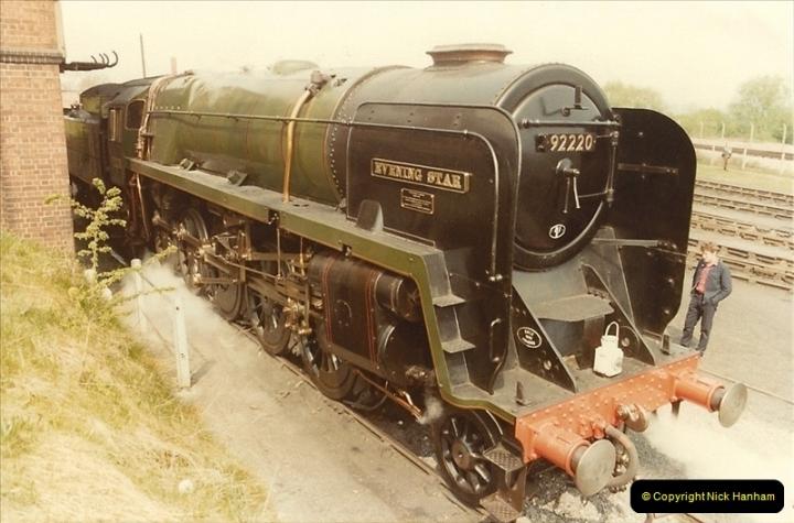 1982-04-25 Didcot Railway Centre, Didcot, Oxfordshire.  (13)0385