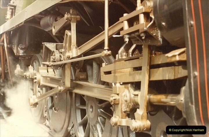 1982-04-25 Didcot Railway Centre, Didcot, Oxfordshire.  (15)0387