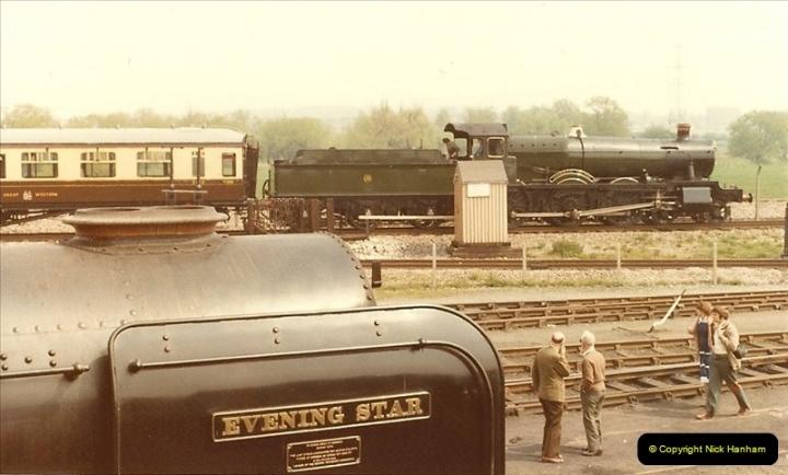 1982-04-25 Didcot Railway Centre, Didcot, Oxfordshire.  (16)0388