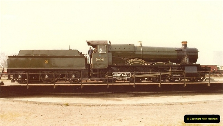 1982-04-25 Didcot Railway Centre, Didcot, Oxfordshire.  (17)0389
