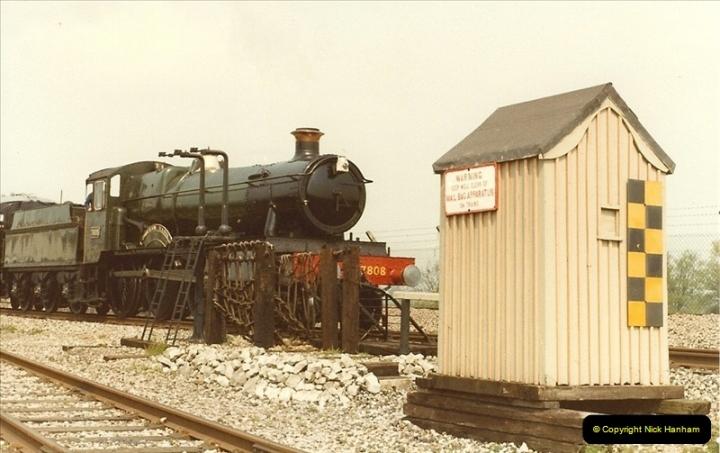1982-04-25 Didcot Railway Centre, Didcot, Oxfordshire.  (18)0390