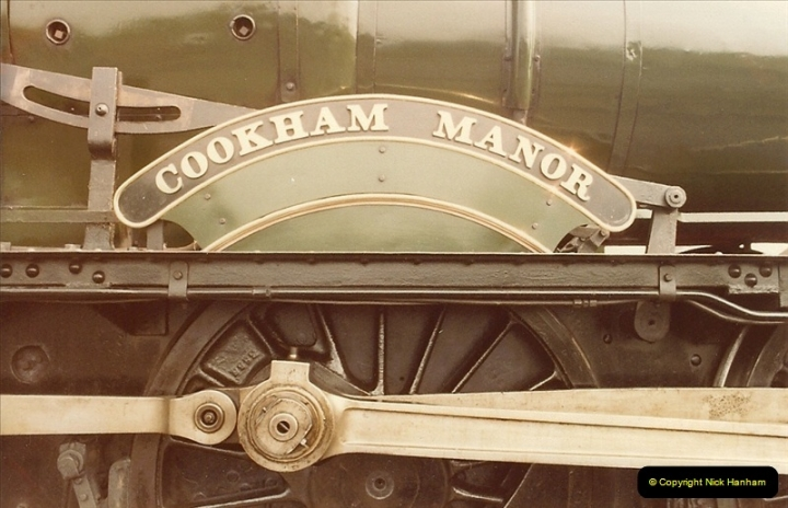 1982-04-25 Didcot Railway Centre, Didcot, Oxfordshire.  (22)0394