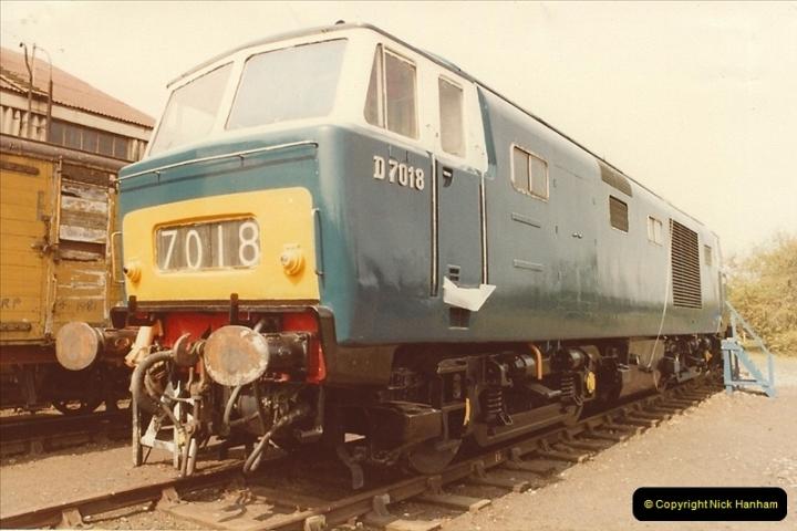 1982-04-25 Didcot Railway Centre, Didcot, Oxfordshire.  (24)0396