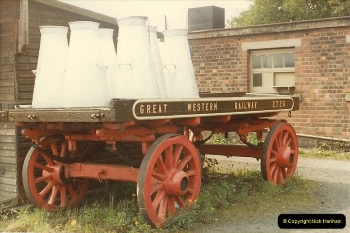 1982-04-25 Didcot Railway Centre, Didcot, Oxfordshire.  (25)0397