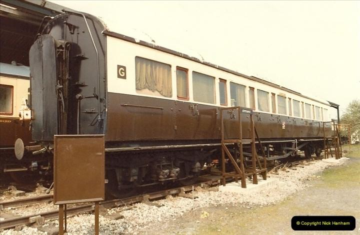 1982-04-25 Didcot Railway Centre, Didcot, Oxfordshire.  (27)0399