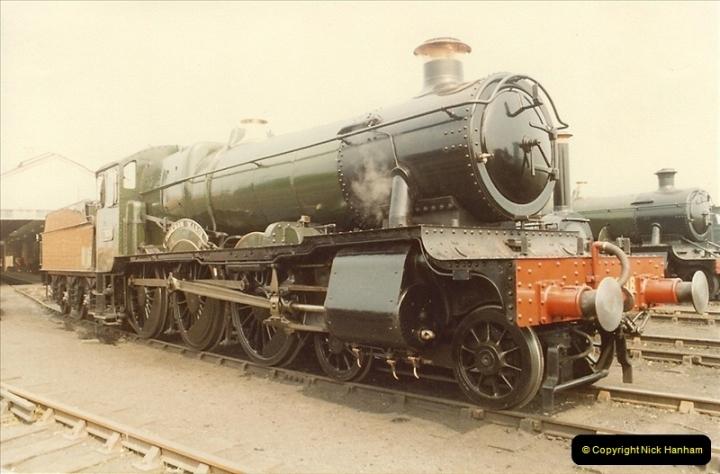 1982-04-25 Didcot Railway Centre, Didcot, Oxfordshire.  (3)0375