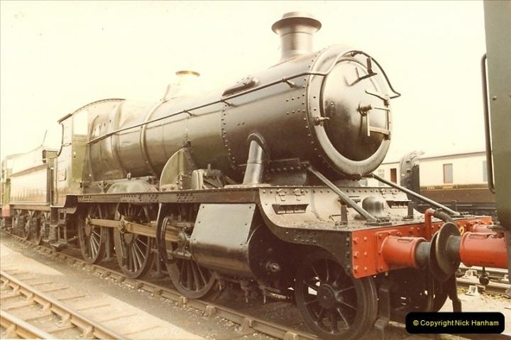 1982-04-25 Didcot Railway Centre, Didcot, Oxfordshire.  (4)0376