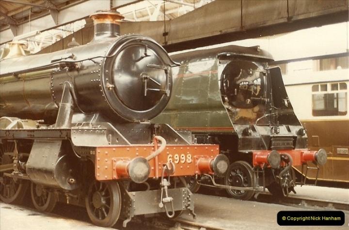 1982-04-25 Didcot Railway Centre, Didcot, Oxfordshire.  (5)0377