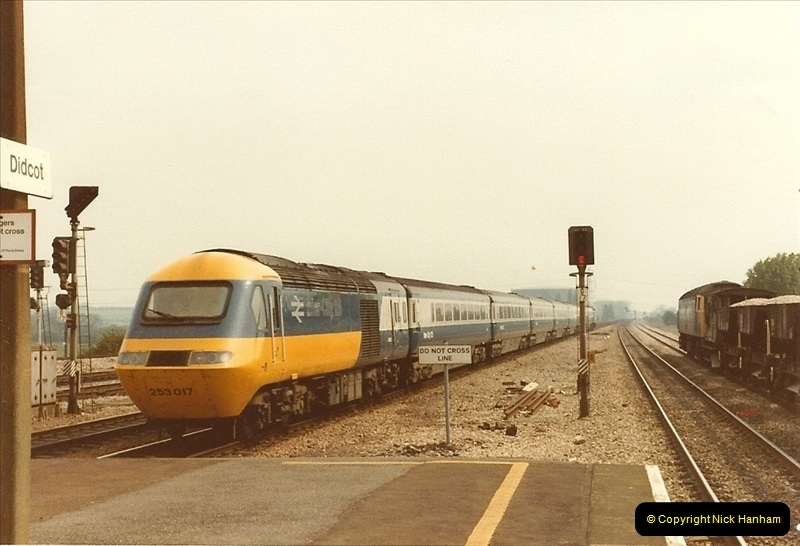 1982-04-25 Didcot, Wiltshire.  (1)0401