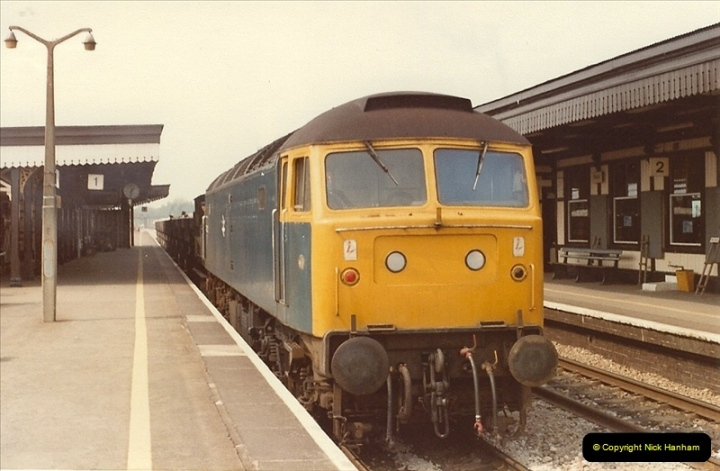 1982-04-25 Didcot, Wiltshire.  (2)0402