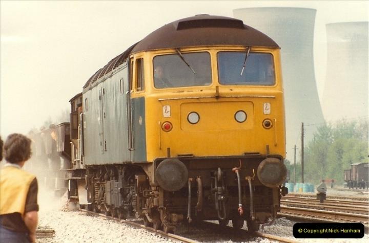 1982-04-25 Didcot, Wiltshire.  (3)0403