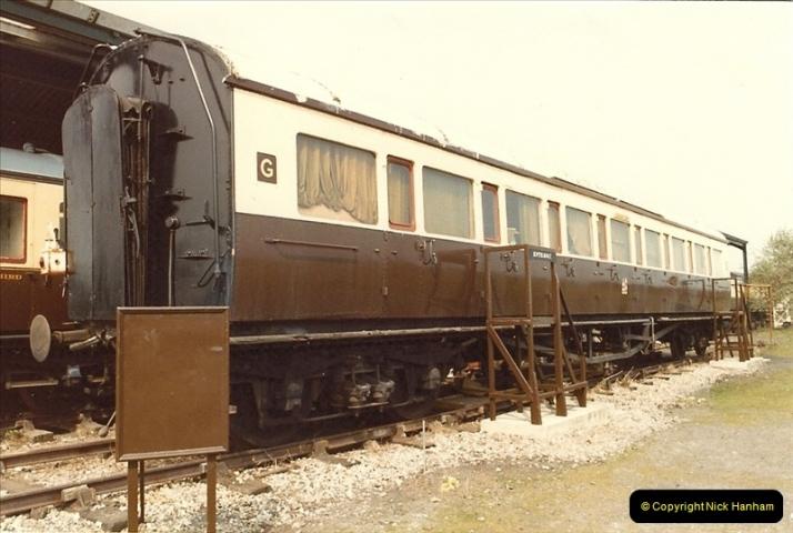1982-04-25 Didcot, Wiltshire.  (9)0409