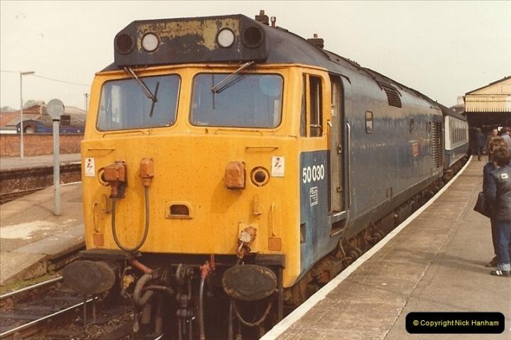 1982-04-25 Salisbury, Wiltshire.  (6)0416