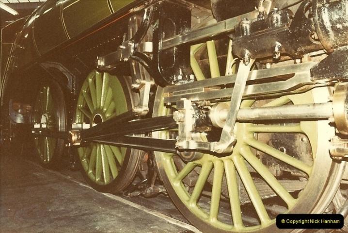 1982-09-05 National Railway Museum, York, Yorkshire.  (11)0428